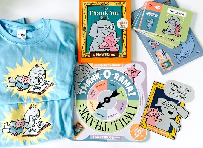Elephant & Piggie Thankorama
