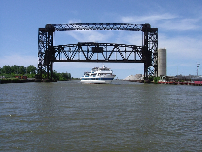 Goodtimes Sightseeing Boat In Cleveland