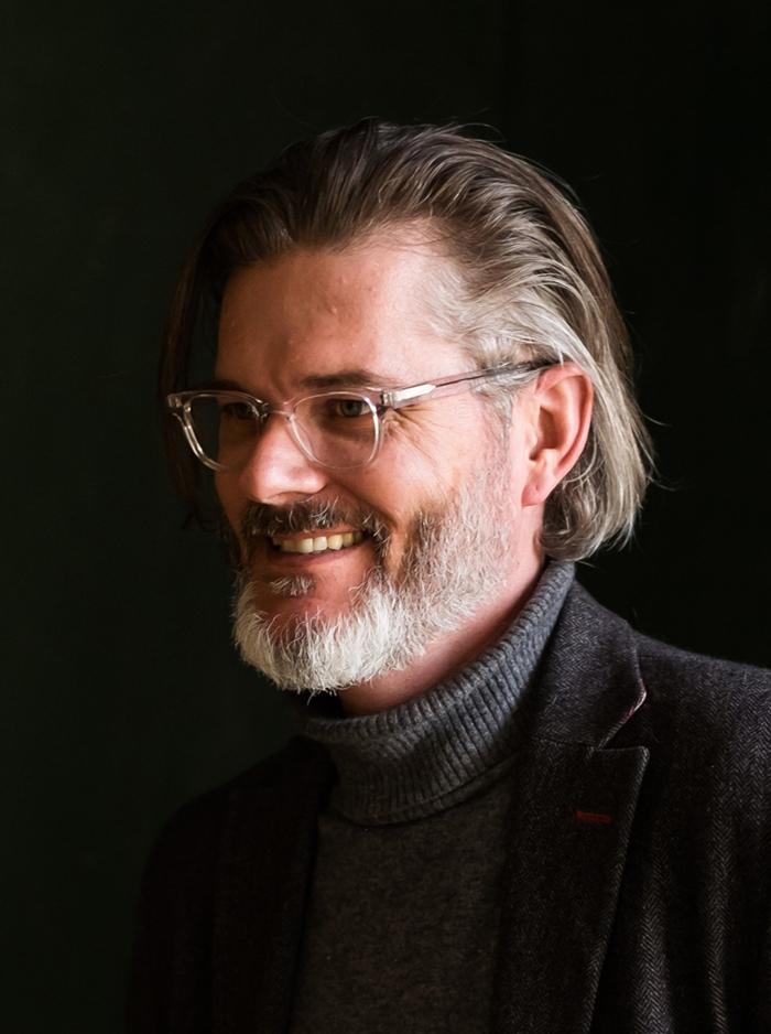 Mo Willems Author Photo