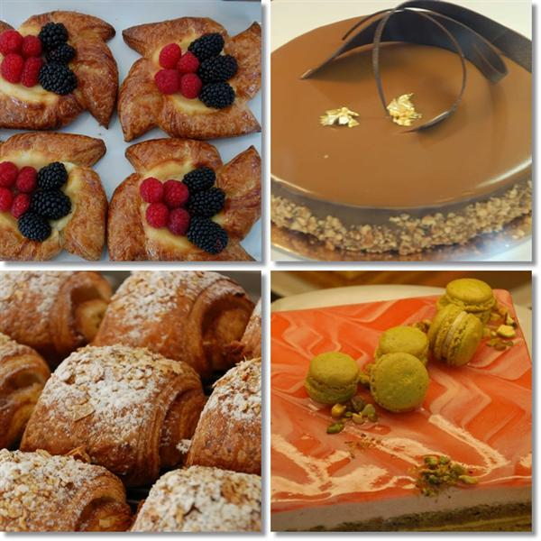 Pistacia Vera Sweets
