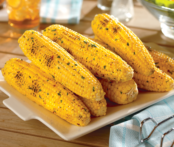 The Best Corn On The Cob Grilling Hack For Picnics & BBQs