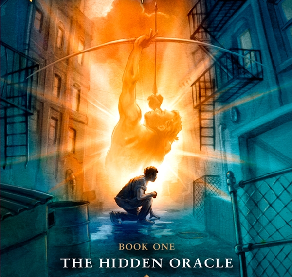 The Hidden Oracle – The First Book In Rick Riordan's New Series Is In Stores Now + Reader Giveaway