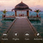 Travelocity App Featured