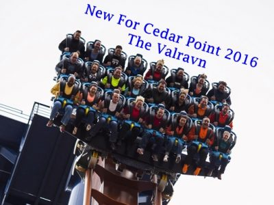 Valravn Video New Cedar Point 2016