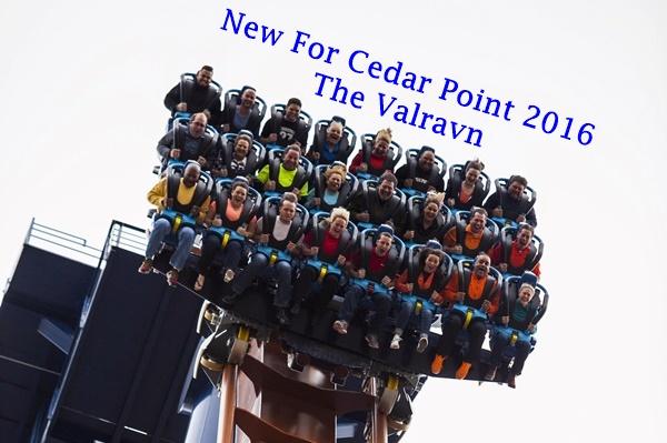 New Cedar Point Roller Coaster For 2016 Valravn