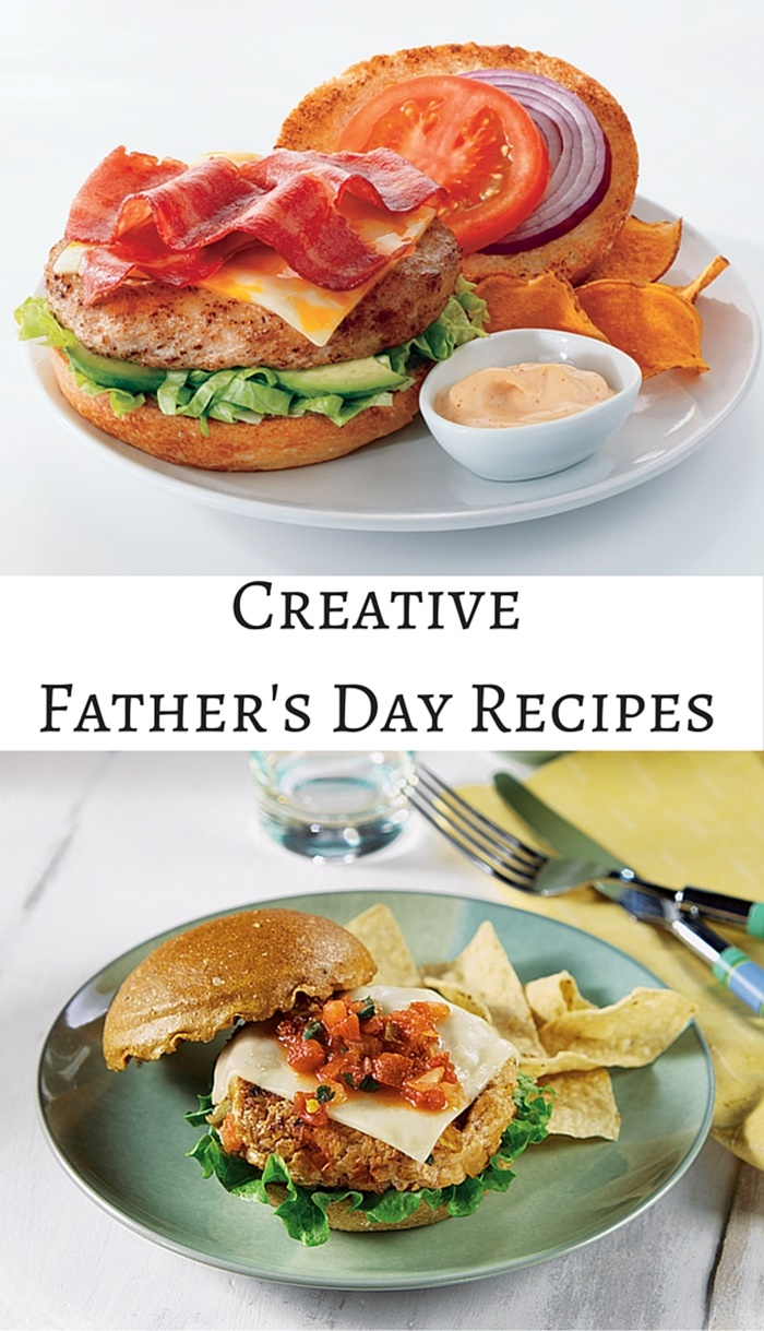 Creative Father's Day Recipes