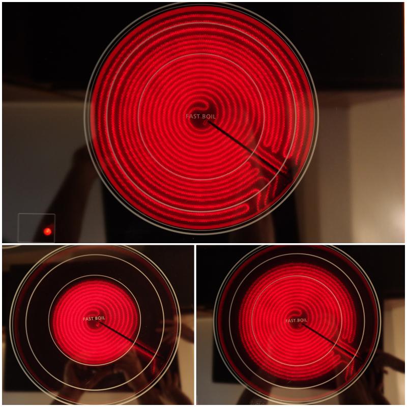 Samsung Flex Duo Dual Range Burner
