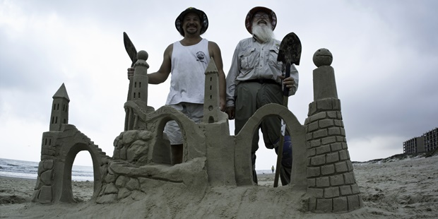 South Padre Island Sand Castle Masters Fun Things to do in South Padre Island for Families