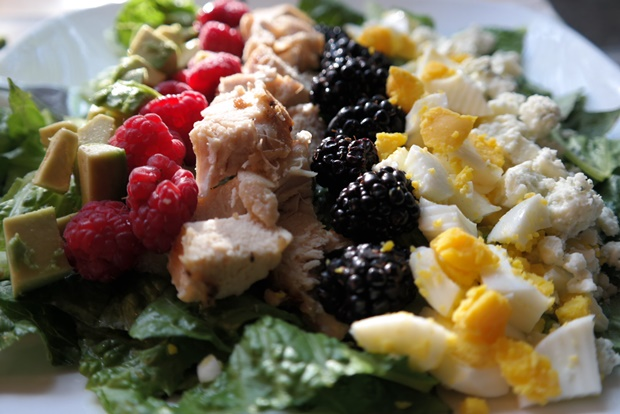 Robust Summer Cobb Salad