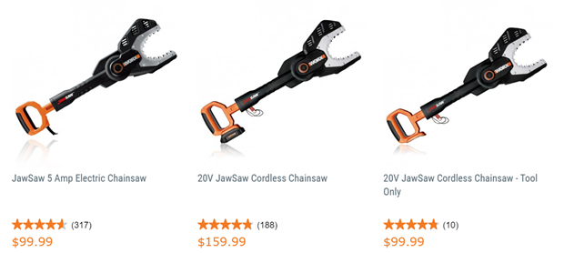 WORX JawSaw Gifts for DIY Dads