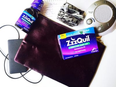 ZzzQuil Summer Travel Tips - Featured