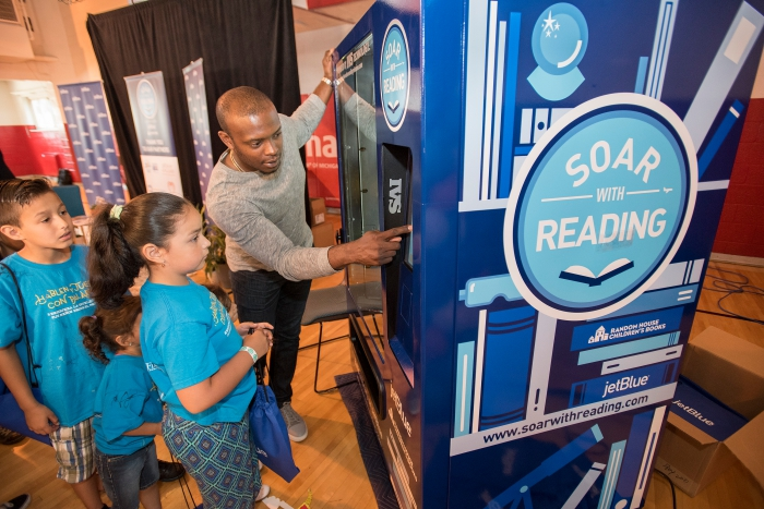 Book Vending Machines Justin Upton