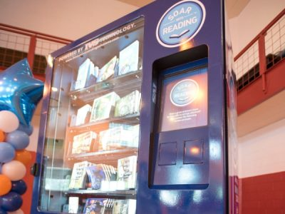 Book Vending Machines Featured
