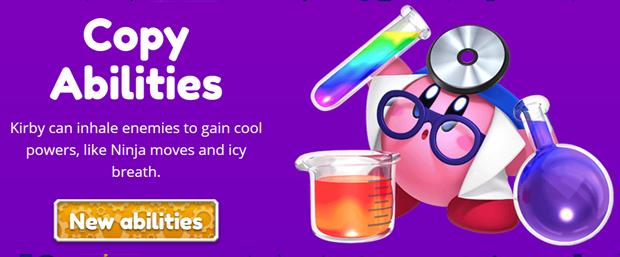 Kirby Robobot Abilities