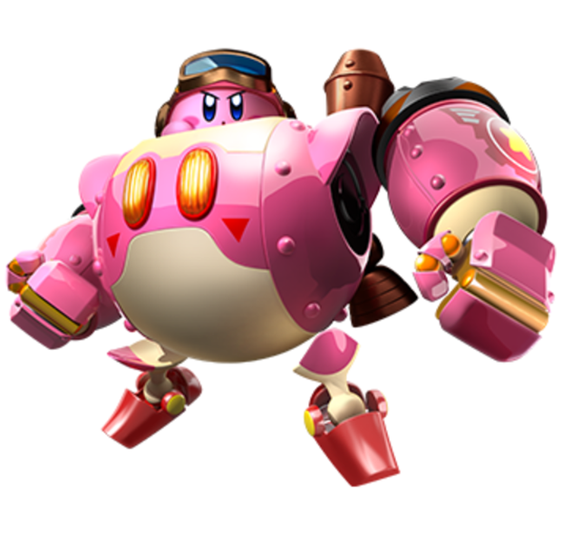 Save The World With Kirby: Planet Robobot