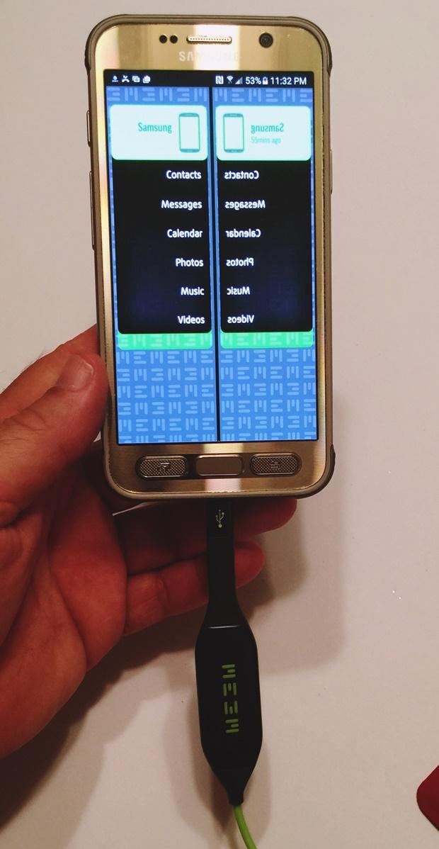 MEEM Backup Your Smartphone