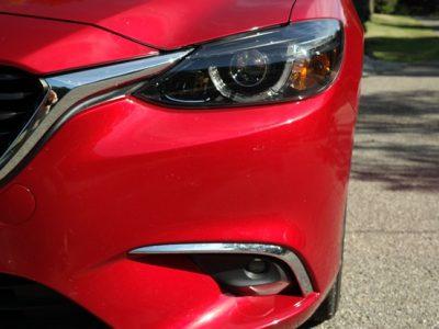 Mazda6 2016 Family Sedan