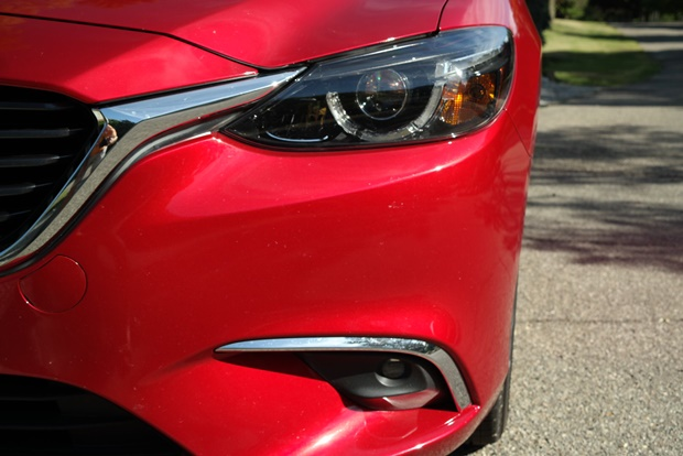 A Perfect 2016 Family Sedan, The Mazda6