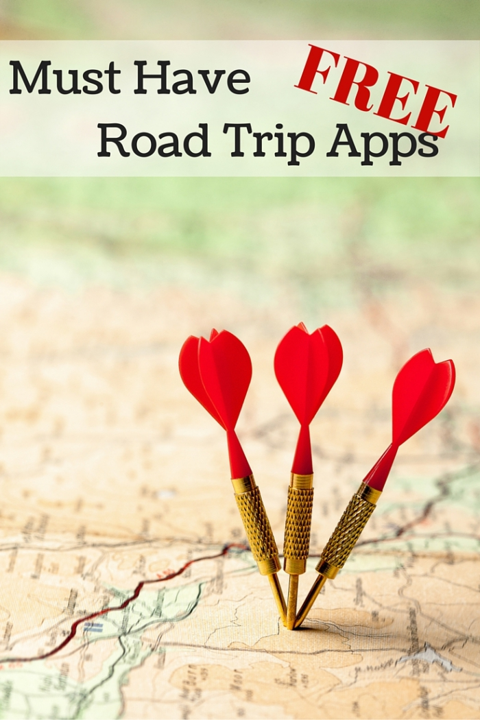 Must Have Free Road Trip Apps