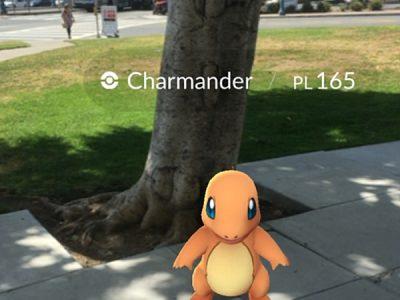 Pokemon Go Charmander Featured