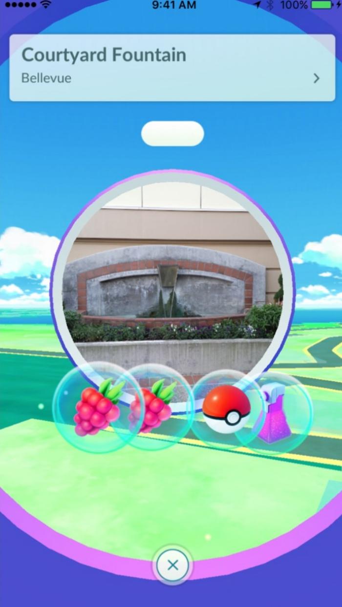 Pokemon Go PokeStops