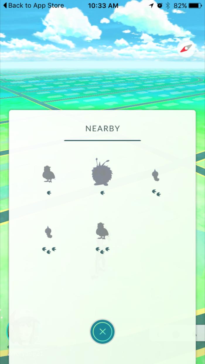 Pokemon Go To Find