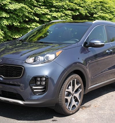 A Perfect SUV For The Family – The Kia Sportage