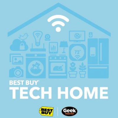 My Dream House is the Best Buy Tech Home in The Mall of America