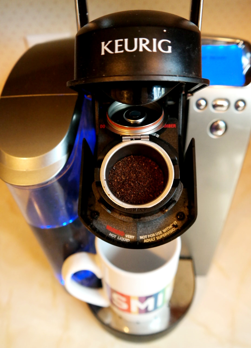 Ekobrew Reusuable KCups Stainless Steel