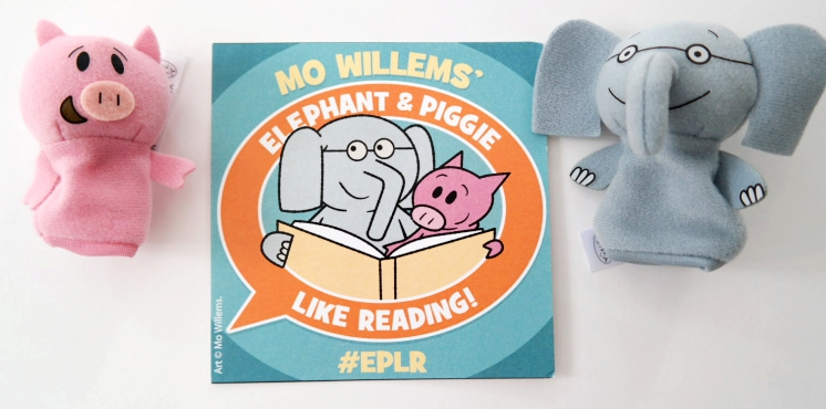 Elephant & Piggie Love Reading