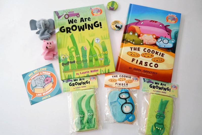 Elephant & Piggie Love Reading Package