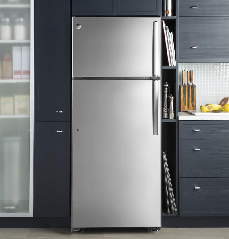 GE Top Freezer Refrigerator