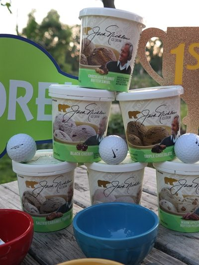 Beat The Heat & Enter To Win This Jack Nicklaus Ice Cream Giveaway inc. $100 Visa Gift Card