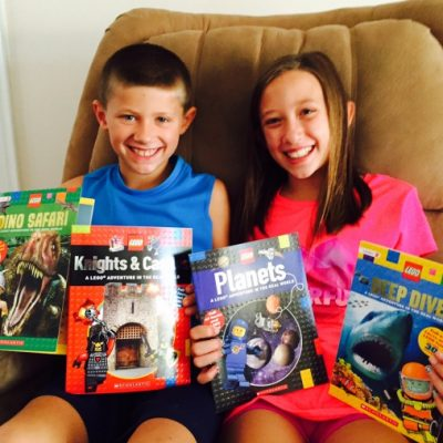 Learn With Lego – On And Off The Page Giveaway Inc. $50 Lego Store Gift Card