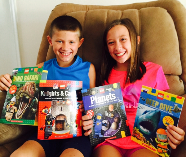 Lego Nonfiction Books Scholastic