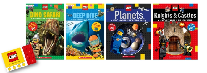 Lego Nonfiction Prize Pack