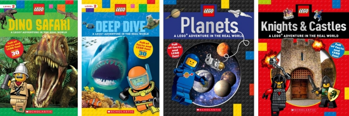 Lego Nonfiction Series