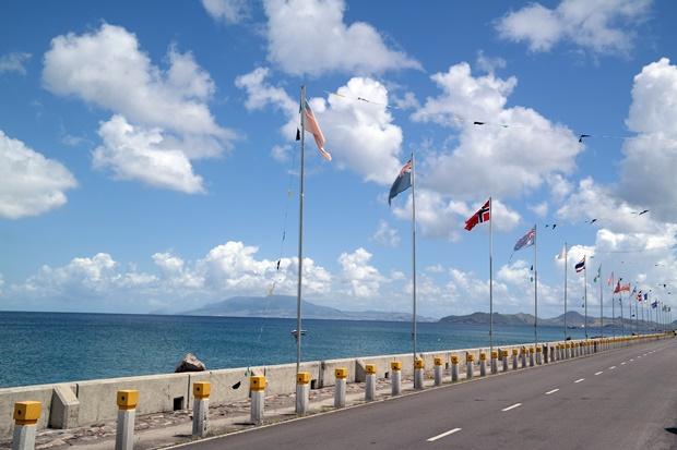 Nevis History