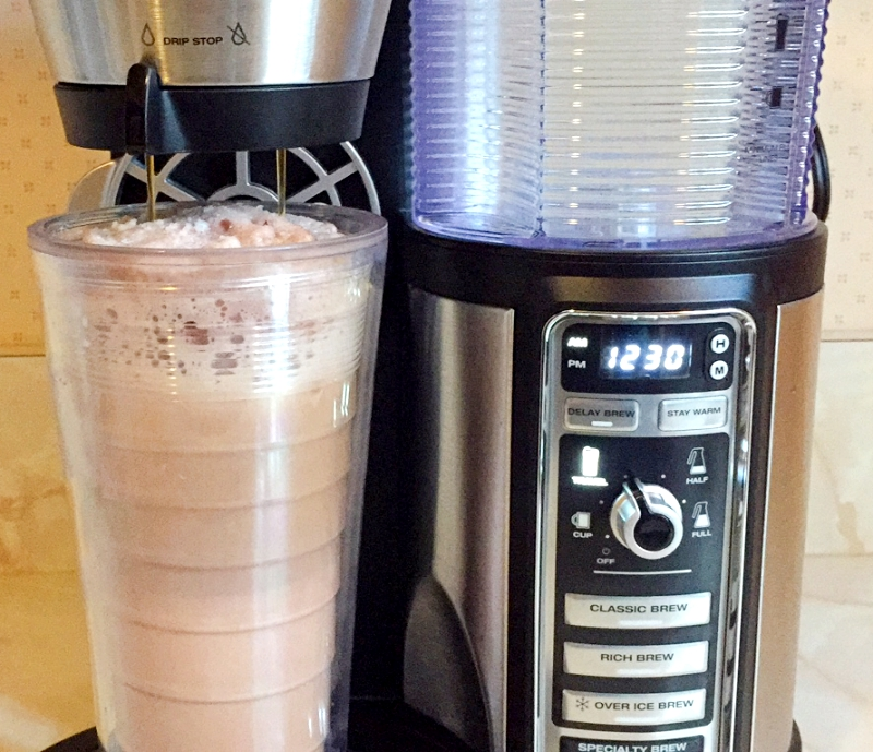 Ninja Coffee Bar - Blended Coffee Drinks