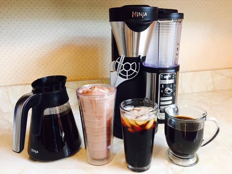 Ninja Coffee Bar - Brew Coffee House Drinks At Home