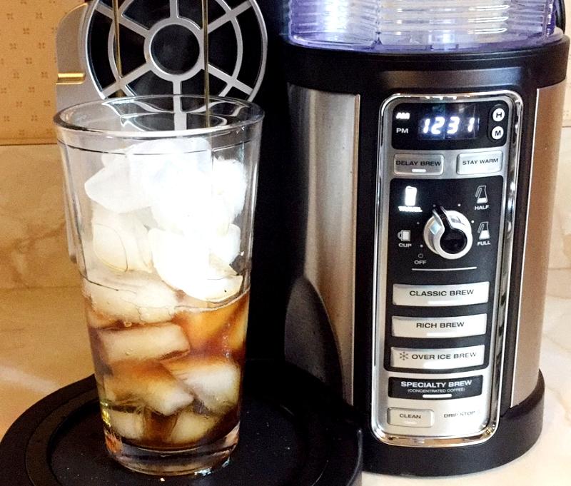 Ninja Coffee Bar - Brew Over Ice
