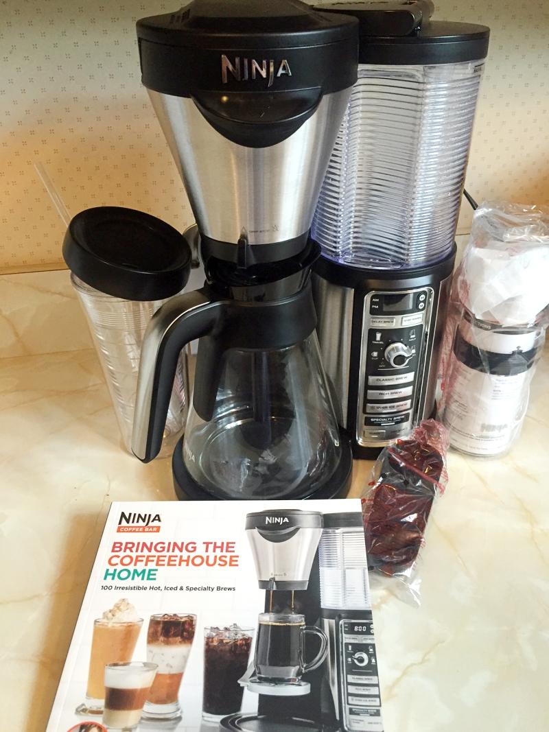 Ninja Coffee Bar - Everything In The Box
