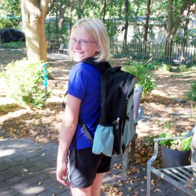 Sydney Paige Backpacks: For Every Backpack Purchased One Is Filled & Given To A Child In Need