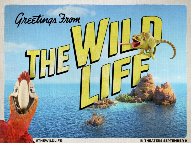 The Wild Life Greetings