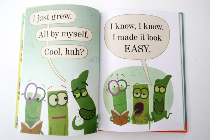 We Are Growing Book