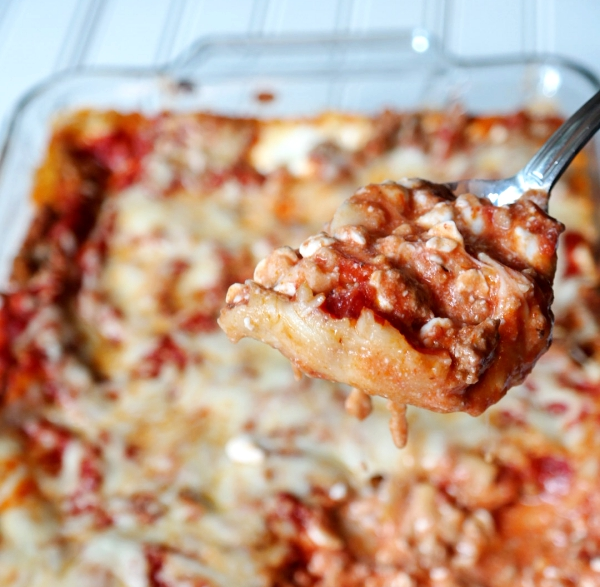 Easy Lazy Day Lasagna