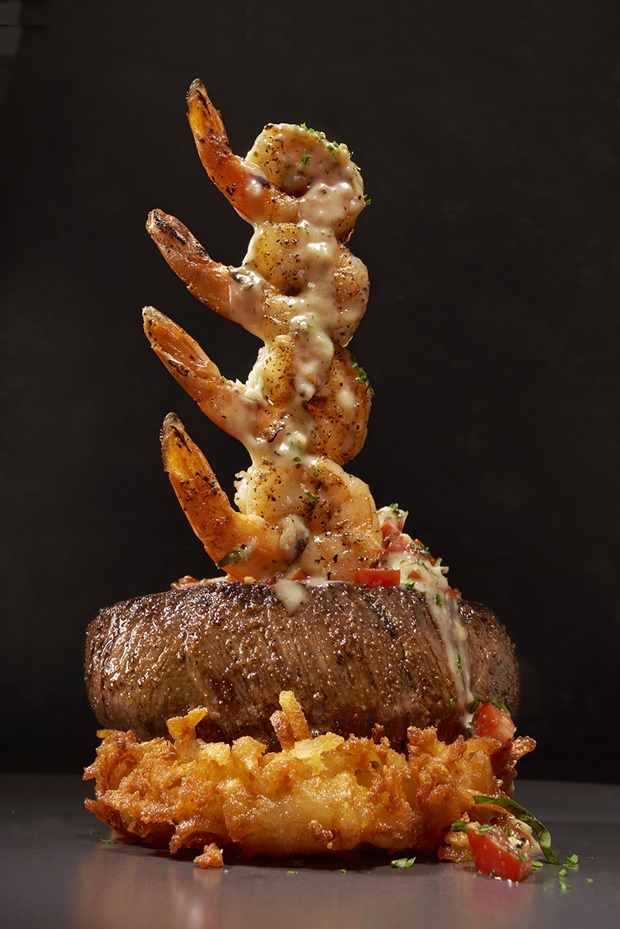 Outback Raise the Steaks - Sirloin Filet Tower