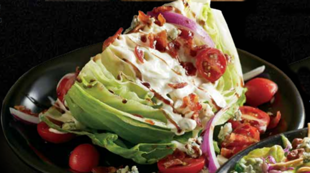 Outback Raise the Steaks - Wedge Salad