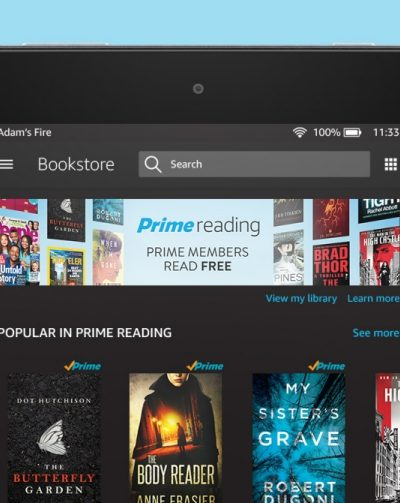 Amazon Launches Prime Reading: Enjoy Unlimited Reading From A Rotating Selection Of Books & More At No Additional Cost