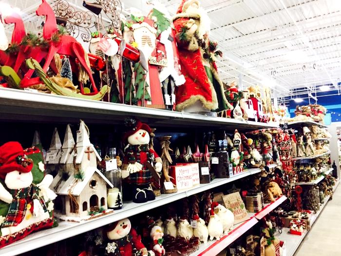 At Home Christmas Snowmen & Santas